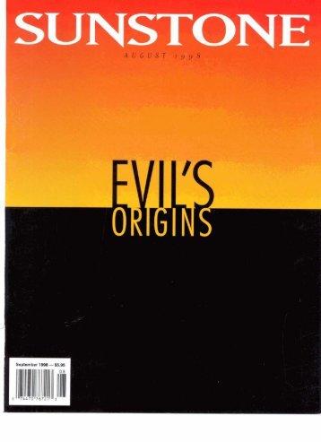 0 - Sunstone Magazine