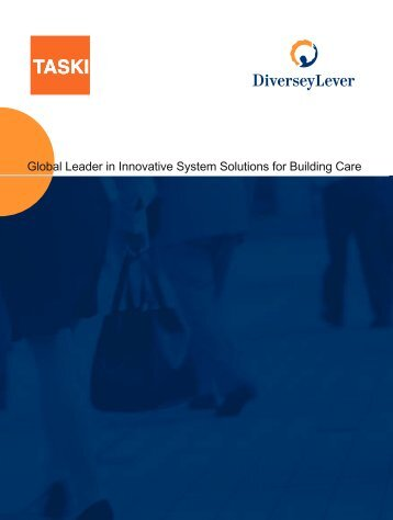 Global Leader in Innovative System Solutions for Building Care