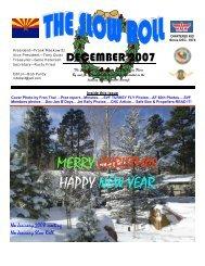 December - the Sun Valley Fliers