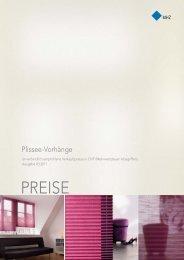 Plissee PL 2011 CH-D - Senkrechte Fenster.indd