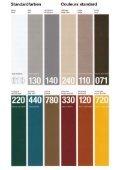 vsrch www shunn Carte des couleurs von Snnnerv und VSR-Farbkarte - Page 2