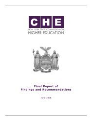 Chapter 2 – Building a Foundation for Excellence - The State ...