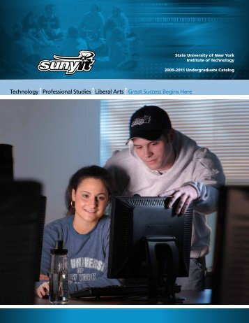State University of New York Institute of Technology - SUNY Institute ...