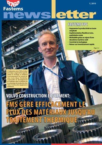 FMS GèRE EFFICACEMENT LE FLUX DES MATÉRIAUX ... - Fastems