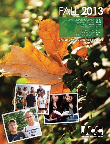 Cattaraugus County Campus - Jamestown Community College