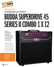 BUDDA 45 1x12 Combo SuperDrive Series II - Peavey