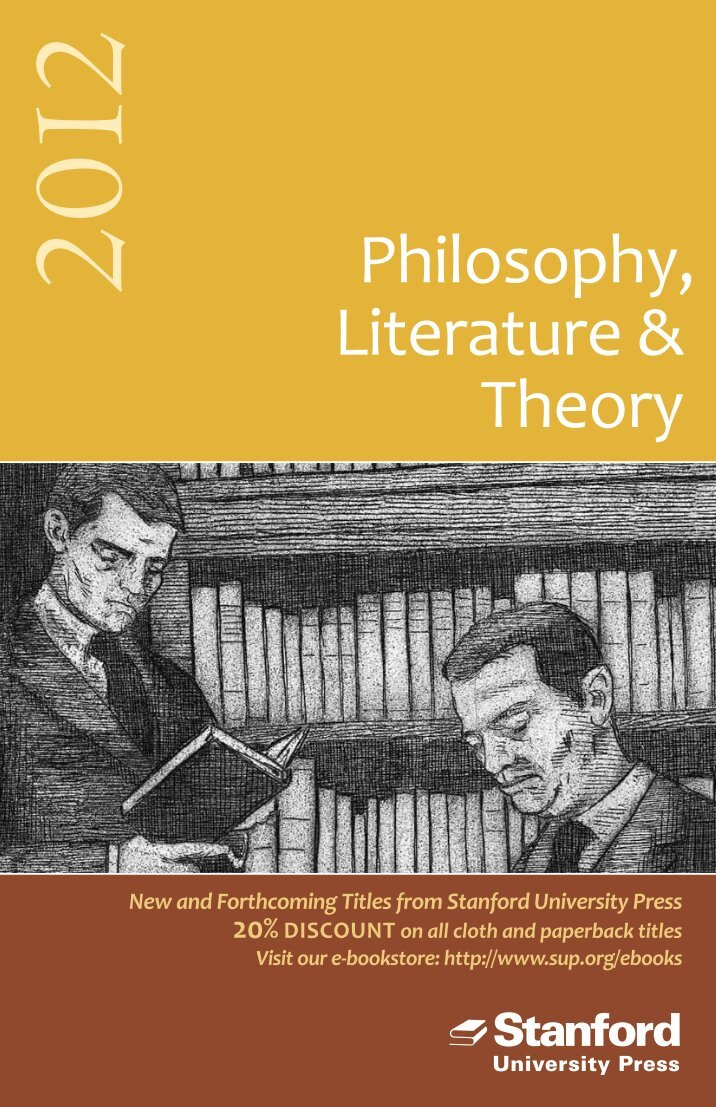 essay in the philosophy of literature Essays - welcome to our essays section, with an extensive repository of over 300,000 essays categorised by subject area - no registration required.