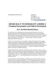 DEMOCRACY IN IMMIGRANT AMERICA - Stanford University Press