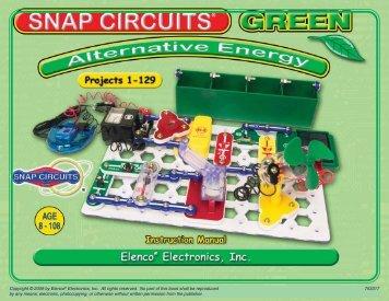 SCG-125 Manual 041609 - Super Science Fair Projects