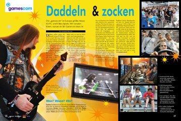 Daddeln & zocken - Super Trooper / SUPER TROOPER