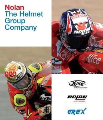 000 Nolan The Helmet Group Company - Superbrands.it