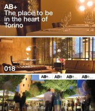 018 AB+ The place to be in the heart of Torino - Superbrands.it