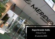 Foto eventi - Superbrands.it