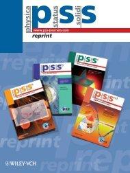 reprint - Donostia International Physics Center