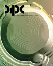Complete report - Donostia International Physics Center - Euskal ...