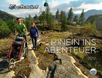 Hinein ins Abenteuer - Fahrradkontor