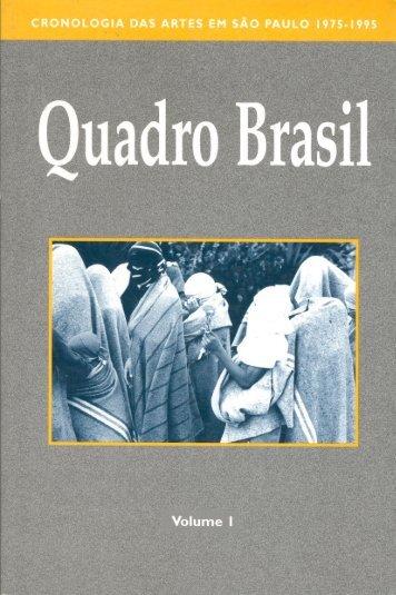 cronologia das artes.indd - Centro Cultural São Paulo - Governo do ...