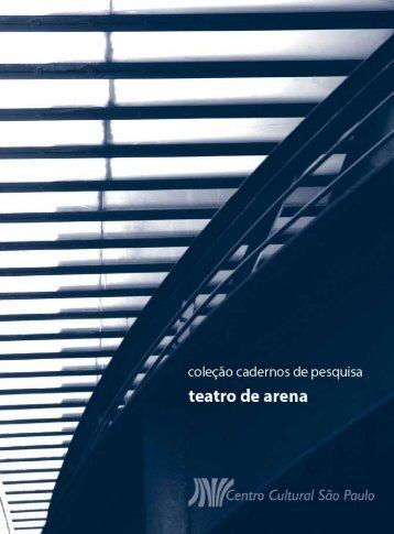 Teatro de Arena - Centro Cultural São Paulo