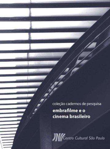 Embrafilme - Centro Cultural São Paulo