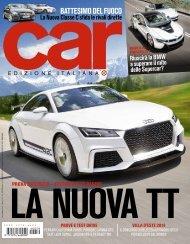 Car Italia Luglio 2014