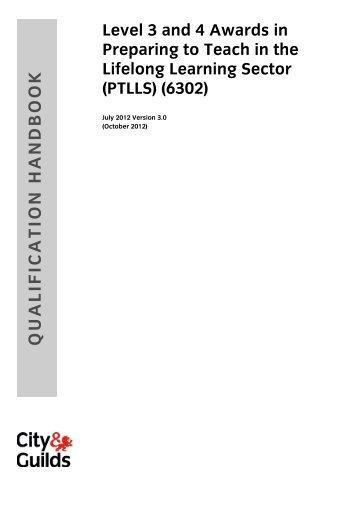 ptlls level 3 6302