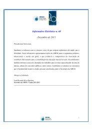 Informativo nº 68 - dezembro - ABEM