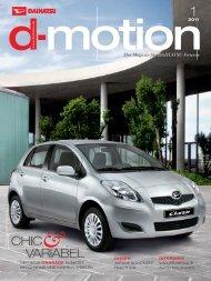 Im Mai da blüht uns Schönes: Der neue CHARADE zum - Daihatsu