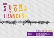 """Programma Suona francese 2013.pdf - Conservatorio """"A. Corelli"""""""