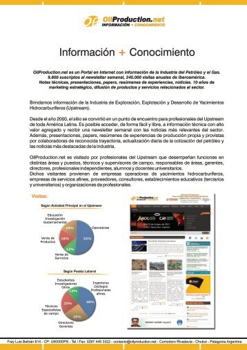 Media Kit 2011-2012 - OilProduction.net