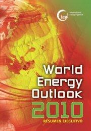 World Energy Outlook 2010 - Abengoa