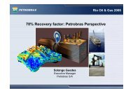 70% Recovery factor: Petrobras Perspective - OilProduction.net