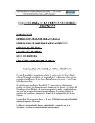 e10: geología de la cuenca san jorge / argentina - OilProduction.net