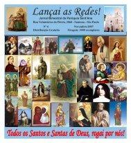 Todos os Santos e Santas de Deus, rogai por nós! - Paróquia Sant ...