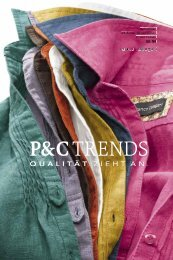 P&C TRENDS - Peek & Cloppenburg
