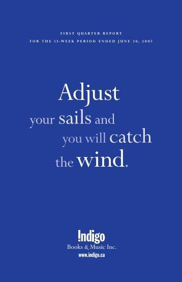 Adjust - Chapters.Indigo.ca