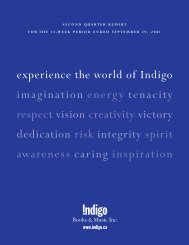 ! Quarterly Q2 Body - Chapters.Indigo.ca