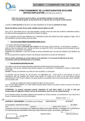 Le recteur de l'académie d'Aix-Marseille - Lycée Ismael Dauphin