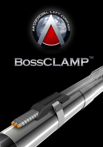 to download a brochure on BossCLAMP - Artificial Lift Company