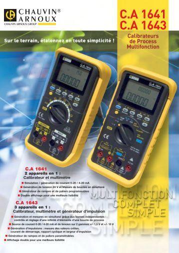 CA 1640.pdf - delta technique instrumentation