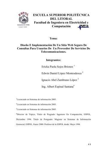3. Diseño E Implementación Del Sitio Web Seguro - DSpace en ...
