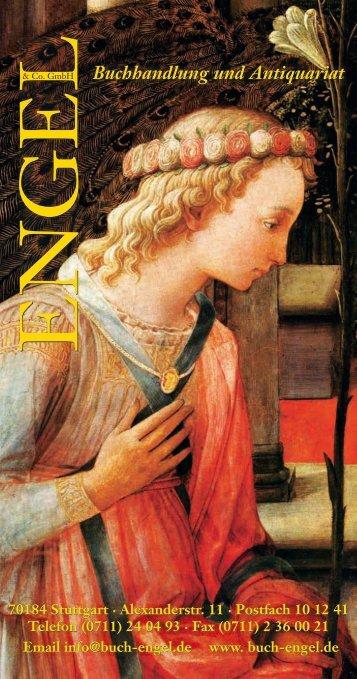 Buchhandlung und Antiquariat - Buchhandlung ENGEL Antiquariat