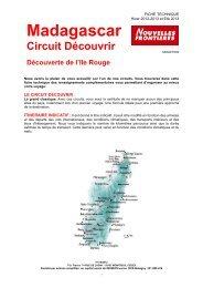 MDGCT002 - DECOUVERTE DE L'ILE ROUGE - A13 ... - Marmara