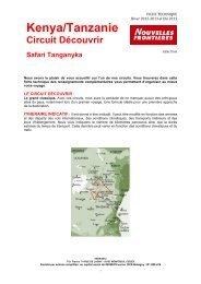 KENCT040 - SAFARI TANGANYKA - A13 OK - Marmara