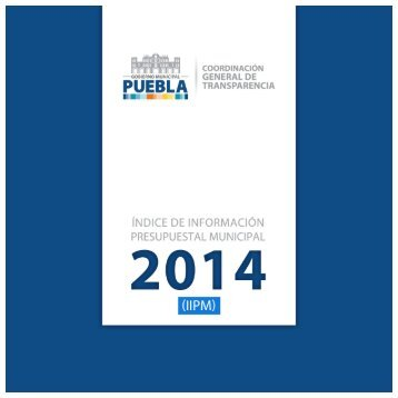 Presupuesto de Egresos 2014