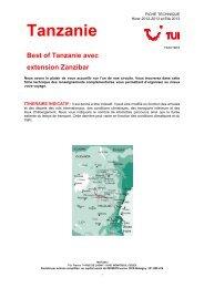 tzactbtz - best of tanzanie, extension zanzibar v2 - a13 - Marmara