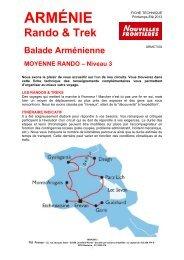A13_FT Rando_ARMCT002_Balade Armenienne - Marmara