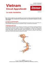 V1 route mandarine vnmct300 - Marmara