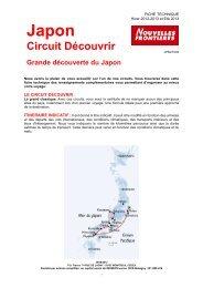 Circuit Découvrir - Marmara