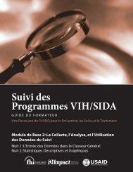 Guide Formateur S&E VIH Module 2 - UNFPA Madagascar