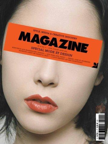 iconiques - Magazine